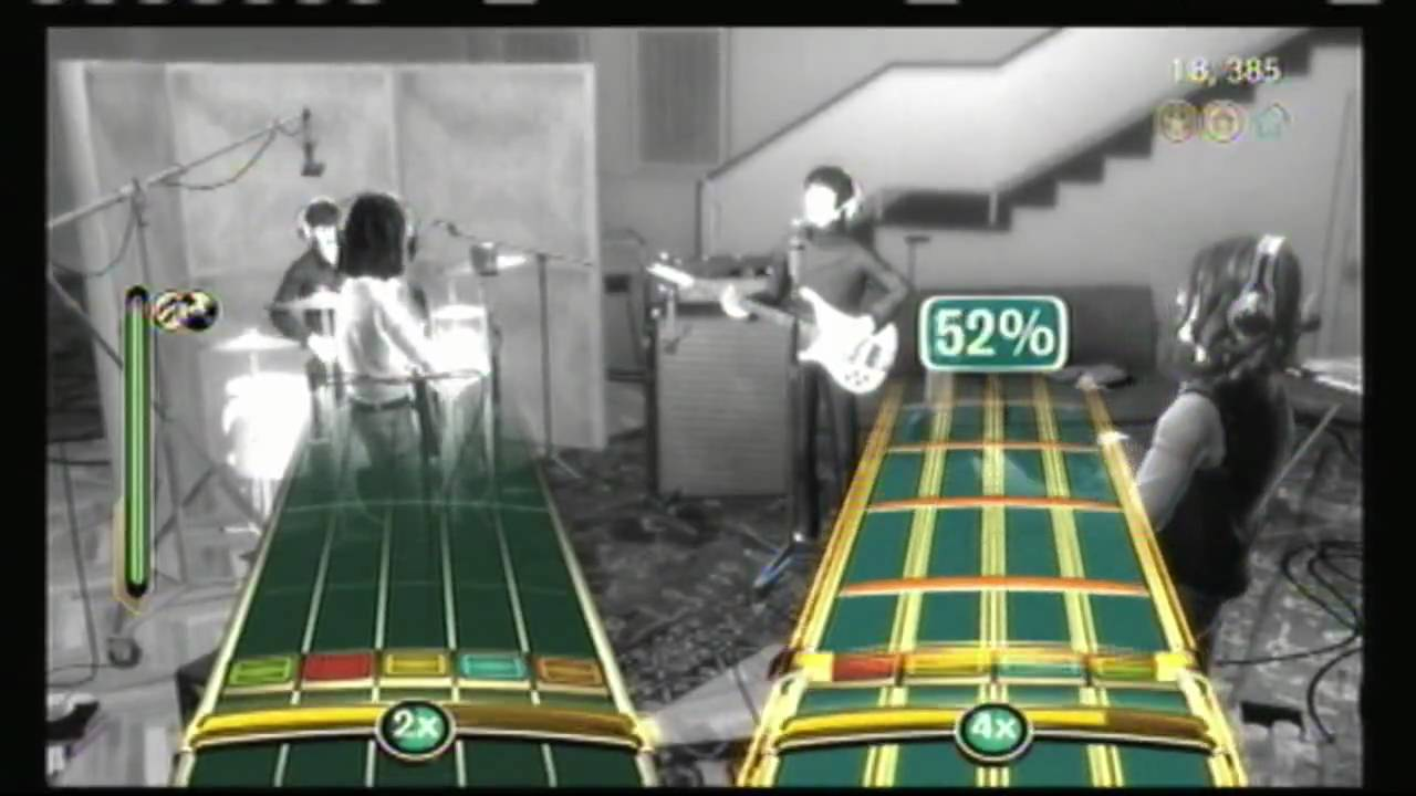 the beatles rock band the end drum solo 100 youtube. Black Bedroom Furniture Sets. Home Design Ideas