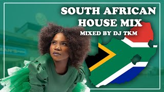 South African House Mix Ep. 4 | 2021 | Mixed by DJ TKM | Phuze