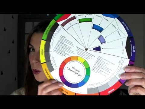 comment se maquiller selon la couleur de ses yeux couleurs compl mentaires youtube. Black Bedroom Furniture Sets. Home Design Ideas