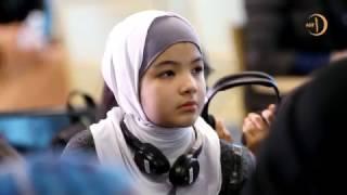 Мусульманка – посол мира