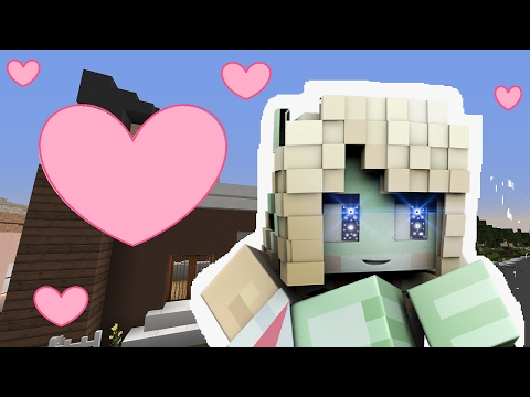 Once Upon A Yandere - LOVERS REUNITED! [ Minecraft Story #14 ]