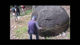 New Findings On Costa Rica, Giant Spheres Made Of Stone