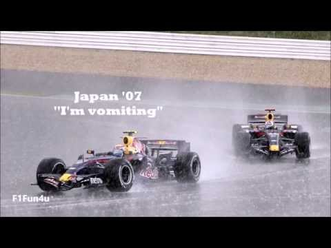 Mark Webber BEST team radio compilation EVER!