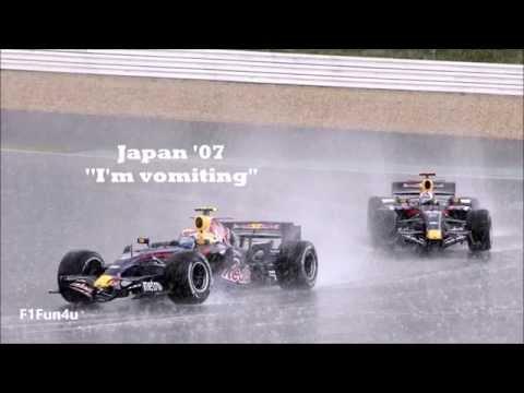 Mark Webber BEST team radio compilation EVER!