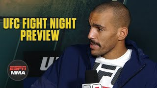 Devin Clark has 'clear eyes, full heart' before Anthony Smith fight | UFC Fight Night Pre-Show
