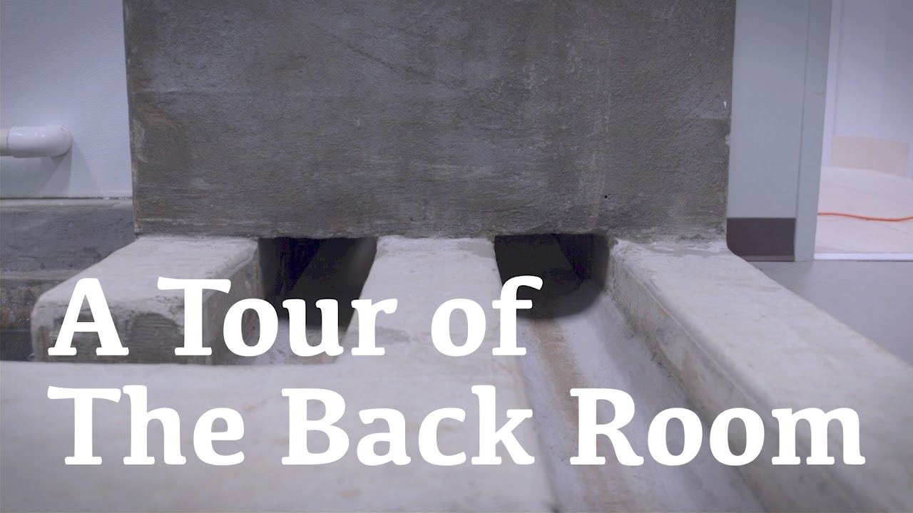 A Tour of the Back Room