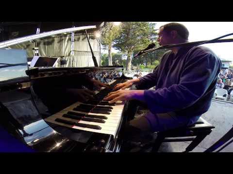 """""""El Duo""""- Alon Yavnai(piano)/Joca Perpignan(percussion)"""