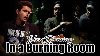 John Mayer - Slow Dancing In a Burning Room (Covered by Harper Music)