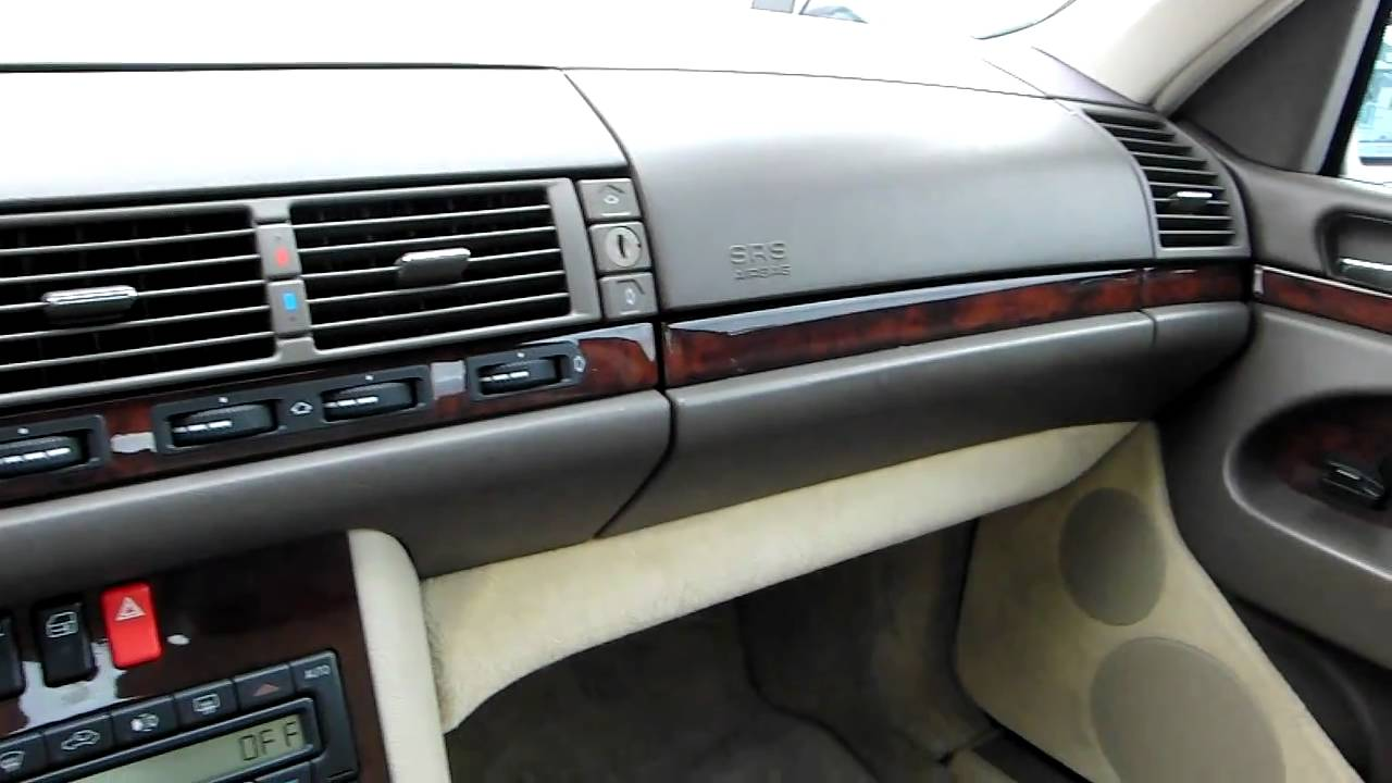 1997 mercedes benz s500 exterior and interior youtube for 1997 mercedes benz s320