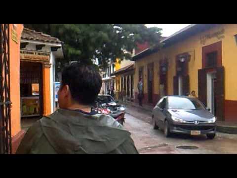 San cristobal de las casas fachadas mexicanas youtube for Fachadas de casas mexicanas rusticas