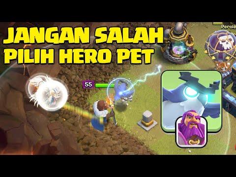 AWAS Jangan Salah Pilih Hero PET COC INDONESIA