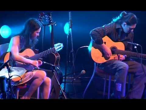 TAKE FIVE - RODRIGO Y GABRIELA  - LIVE IN DUBLIN
