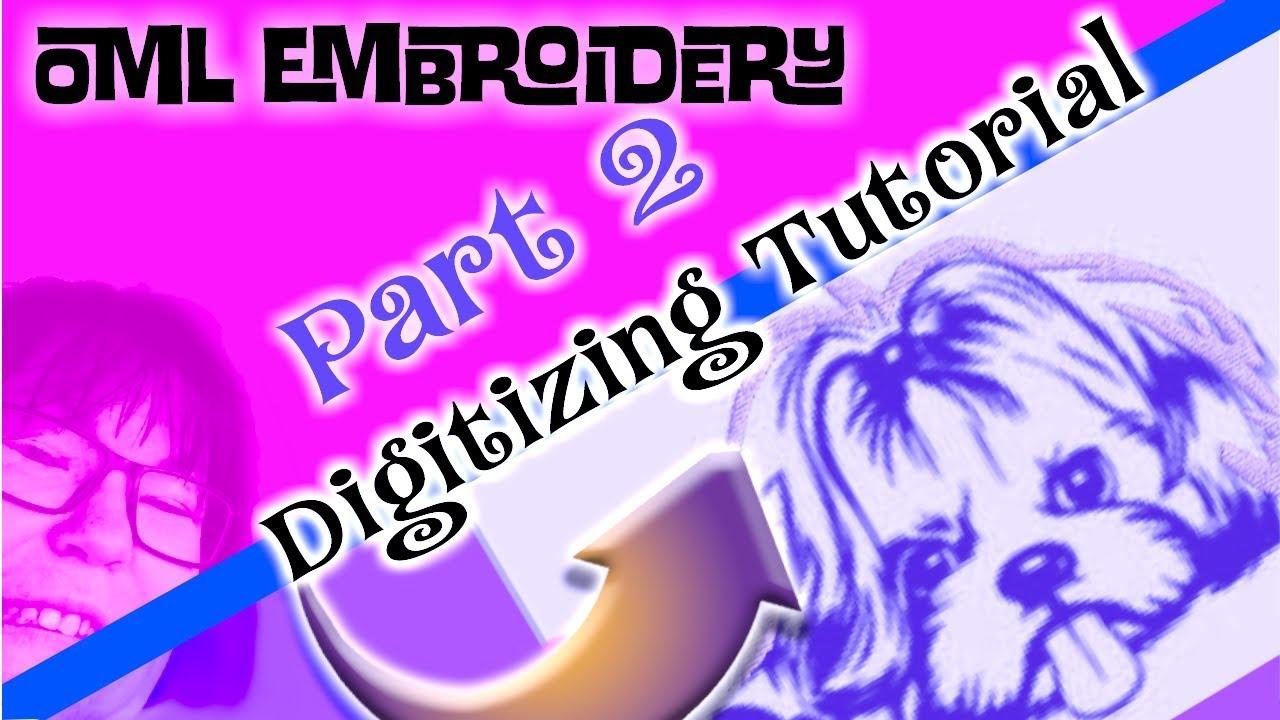 Wilcom Hatch Embroidery Software 2: more dog digitizing ideas(PART 2)