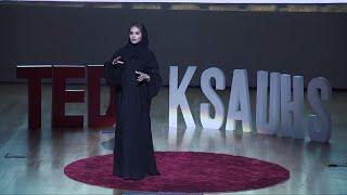 الفن للروح والعقل والجسد | Art.. for Soul, Mind, and Body | نور الأحمدي | Noor Alahmadi | TEDxKSAUHS