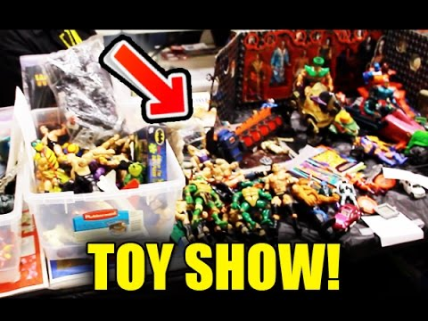 Wayne New Jersey Toy Show December 6, 2015 -  Collectibles & more!