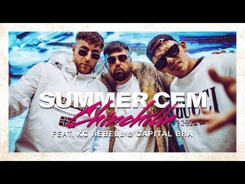 Summer Cem : Chinchilla (feat. KC Rebell & Capital Bra) (Official Audio)