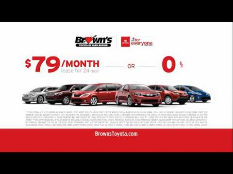 Brownu0027s Toyota Of Glen Burnie | Toyota #1 For Everyone Sales Event 2014