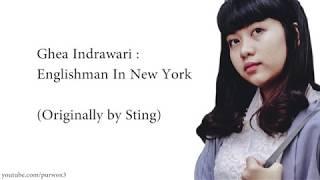 Ghea Indrawari Englishman In New York Lyrics From Indonesian Idol 2018