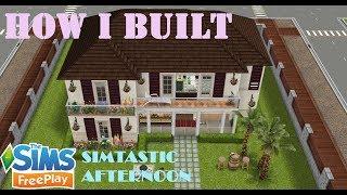 sims freeplay built