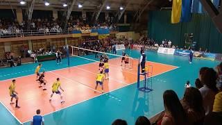 Волейбол. «Золота Євроліга». Україна-Нідерланди. Ну ДУУУУУЖЕ ЕМОЦІЙНИЙ МАТЧ