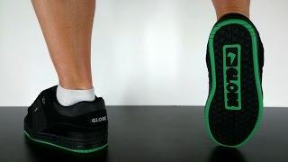 GLOBE FUSION black black green