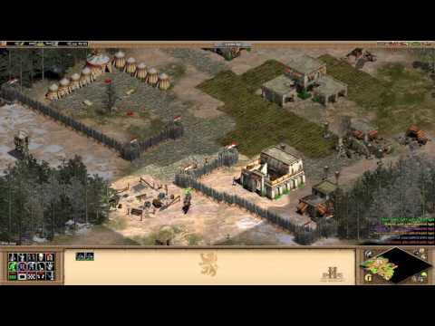AOE II Custom Scenario - Hardest Difficulty - The Battle of Madrid