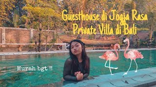 Gambar cover Review - Summer Vibes di Tirto Raharjo Cottage Homestay Yogyakarta #ANZVLOG