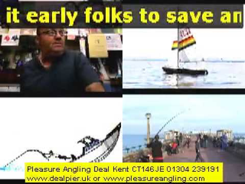 sea baits in daily @pleasure angling tackle & bait shop deal kent 10th june 01304 239191