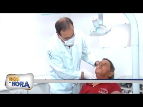 Centro de odontologia pede ajuda para pacientes em tratamento do câncer