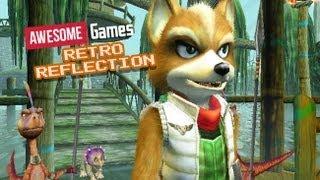 Star Fox Adventures Retro Review