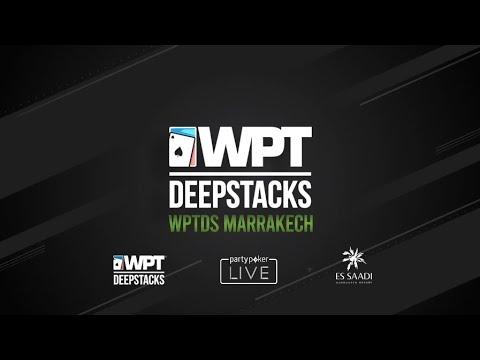 WPTDeepStacks Marrakech Final Day