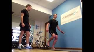 Cycling Strength Exercise 1 - Single Leg squat