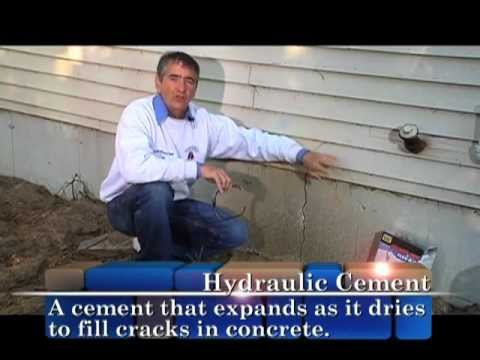 Fixing Foundation S Outdoor How To From Home Work With Hank