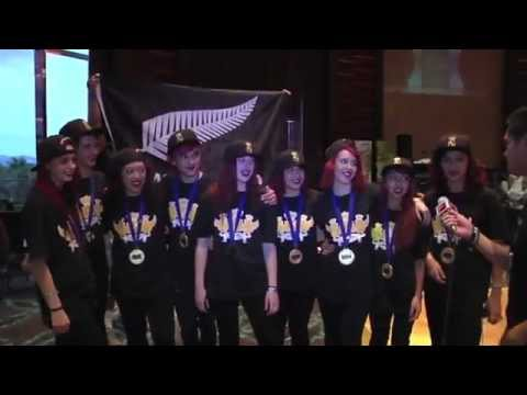 THE ROYAL FAMILY (SORORITY) NZ - INTERVIEW WITH PACIFIC RIM POST GOLD HHI 2011