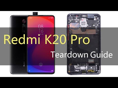Xiaomi Redmi K20 Pro Teardown