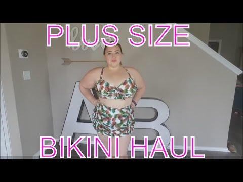 Plus Size Clothing Haul Forever 21: Bikini/Swimwear