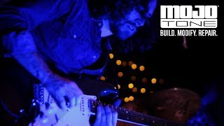 mojotone BlackOut Tweed Select and BlackOut British - Live With Justin Cody Fox