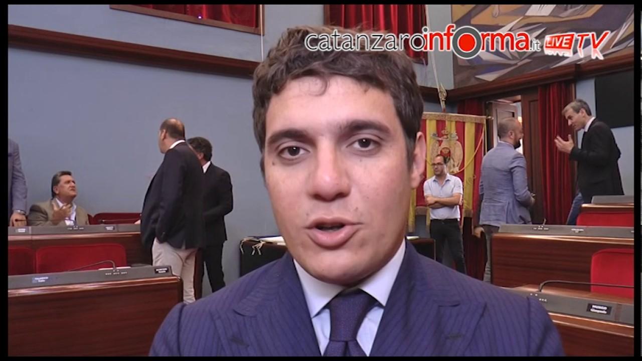 Marco Polimeni Nuovo Presidente Del Consiglio Comunale Di