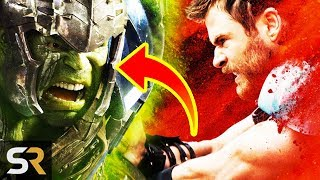 THOR vs HULK: Who Is Actually Stronger? (Thor: Ragnarok Theory)