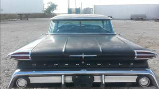 1960 Oldsmobile Eighty Eight