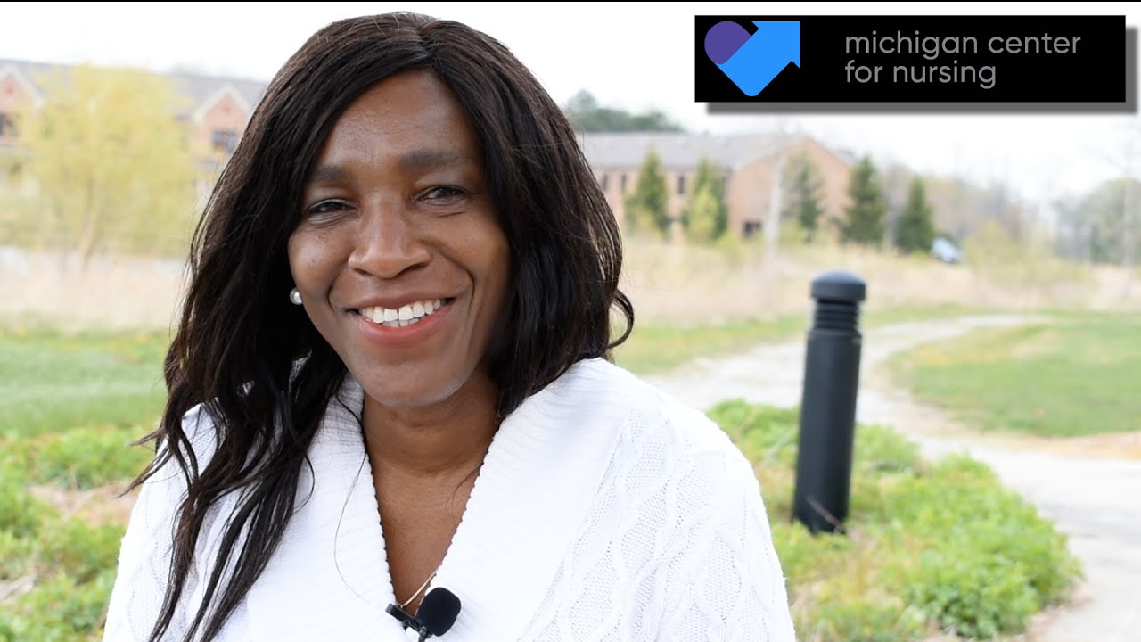 Why Nursing: Janet Ofori-Darko MSN, RN, CHSE