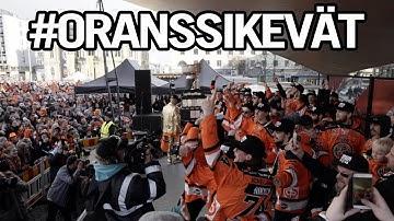 #oranssikevät  Suomen mestari 2019 –HPK
