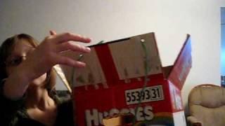 How To Make A Cardboard Box Sled At Home