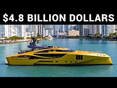 The Woody Show - Top 10 Most Expensive Yachts In The World