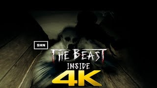 The Beast Inside : a Photorealistic Horror Game | 4K 60fps | Pre Alpha  No Commentary