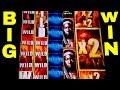 MAJOR JACKPOT!!! 🔥SUPER BIG WIN🔥 The Walking Dead 2 Slot Machine Max Bet Bonus Won ! Live Slot