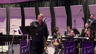 Arturo Sandoval and the Harlingen High School Jazz Band - TMEA 2017