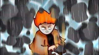 Onion Man   雷之呼吸!中二開傘第二集!下雨天這樣開傘最有型!  鬼滅之刃   DemonSlayer: Kimetsu no Yaiba