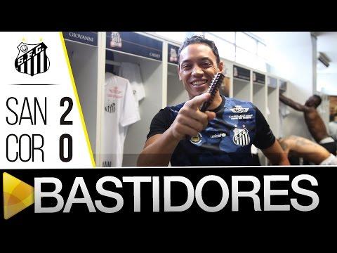 Santos 2 x 0 Corinthians | BASTIDORES | Paulistão (06/03/16)