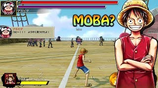 One Piece MOBA? | One Piece Bounty Rush [JP] Android MOBA Action-RPG